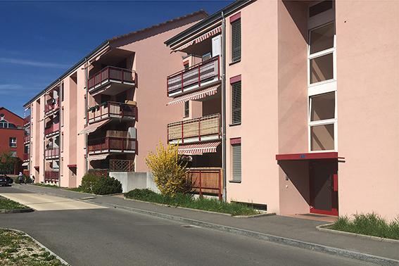 Immeuble rue Jean-André Venel – Yverdon