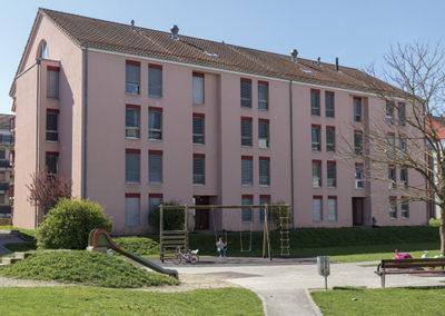 Immeubles à Yverdon, rue Jean-André Venel - Portefeuille immeubles Coopelia