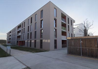 Allée des Communet 5 et Louis-Cristin 8, 1196 Gland - Portefeuille immeubles Coopelia