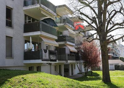 Immeuble Chemin Sous-Bois, Yverdon-les-Bains - Portefeuille immeubles Coopelia
