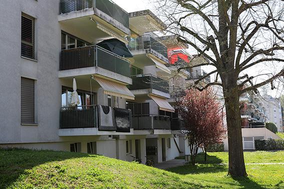 Immeuble Chemin Sous-Bois – Yverdon-les-Bains