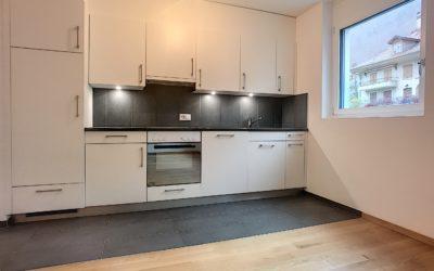 Vallorbe – Appartement protégé de 2.5 pièces au rez-supérieur