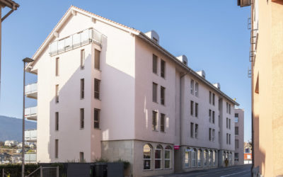 Orbe – Appartement subventionné de 3.5 pièces au 4ème étage